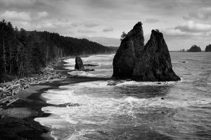 Rialto Beach - Olympic National Park, WA