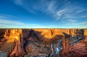 Canyon de Chelly Overlook - Chinle AZ