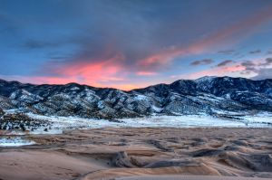 Dunes View - Great Sand Dunes CO